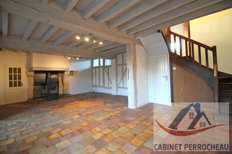 Sale house / villa La chartre sur le loir 119800€ - Picture 1