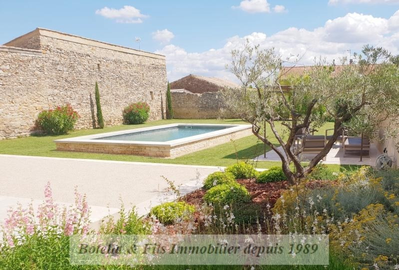 Vente maison / villa Uzes 389 000€ - Photo 1