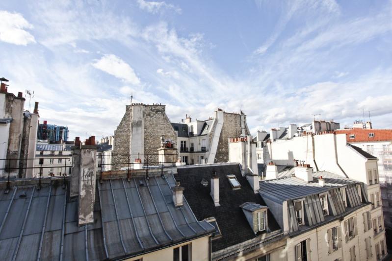 Vente de prestige appartement Paris 4ème 545000€ - Photo 2