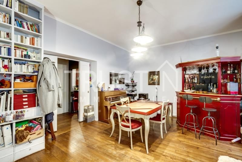 Vente appartement Paris 15ème 535000€ - Photo 2