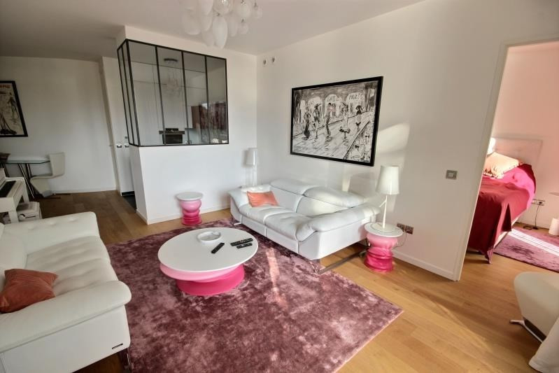 Vente de prestige appartement Paris 4ème 799 000€ - Photo 4