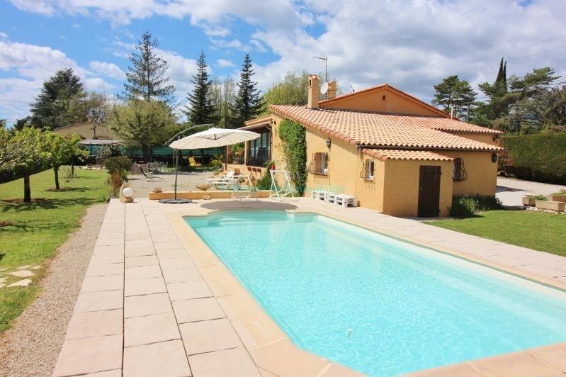 Vente maison / villa Saint cezaire sur siagne 485000€ - Photo 6