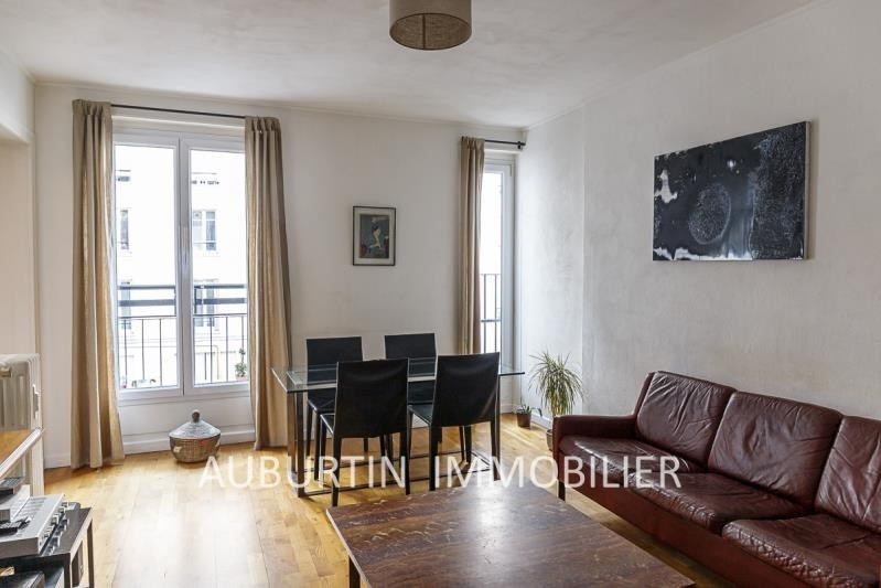 Vente appartement Paris 18ème 468 000€ - Photo 1