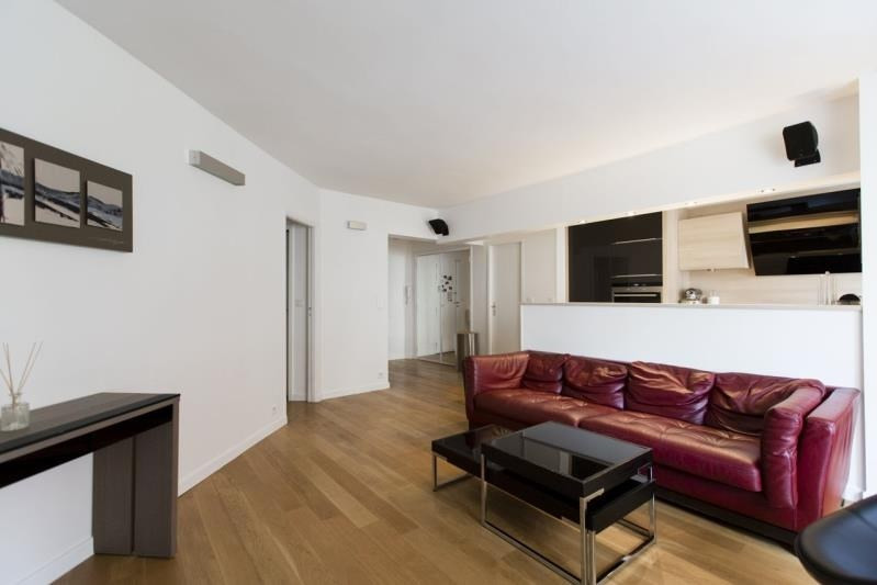 Deluxe sale apartment Paris 17ème 795000€ - Picture 3