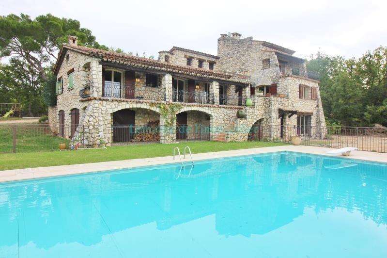 Vente de prestige maison / villa Saint cezaire sur siagne 990000€ - Photo 5