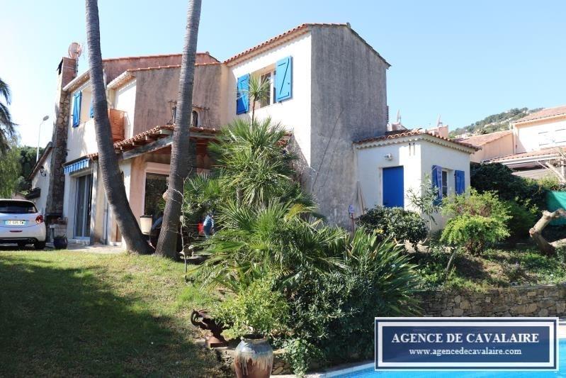Deluxe sale house / villa Cavalaire sur mer 615000€ - Picture 2