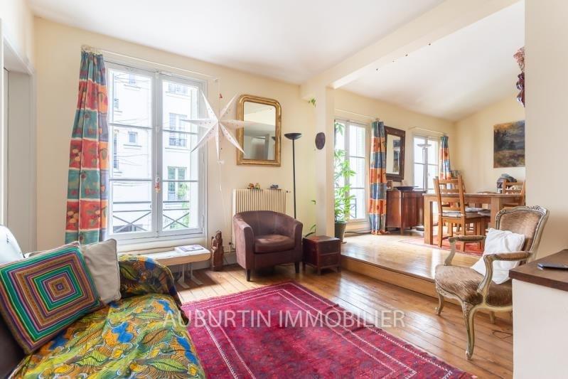 Vente de prestige appartement Paris 18ème 2140000€ - Photo 4