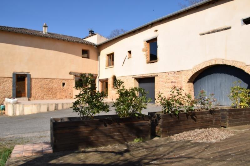 Sale house / villa Villefranche sur saone 510000€ - Picture 1