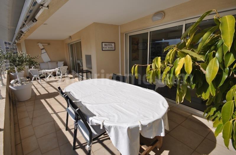 Vente de prestige appartement St raphael 995000€ - Photo 1