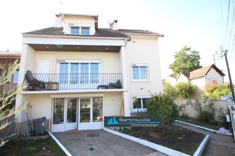 Vente maison / villa Sartrouville 450000€ - Photo 1
