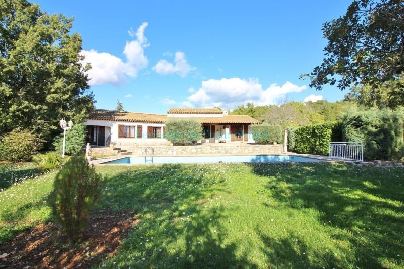 Vente maison / villa Saint cezaire sur siagne 520000€ - Photo 3