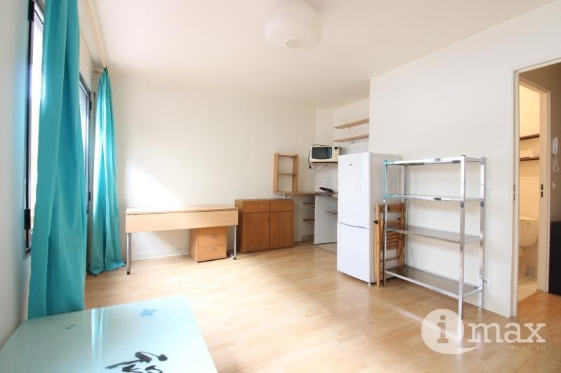 Sale apartment Levallois perret 180 000€ - Picture 1