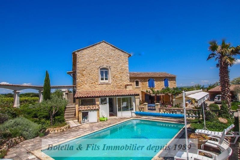 Verkoop van prestige  huis Venejan 579000€ - Foto 1