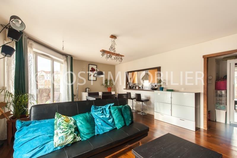 Venta  apartamento Asnières sur seine 399000€ - Fotografía 4