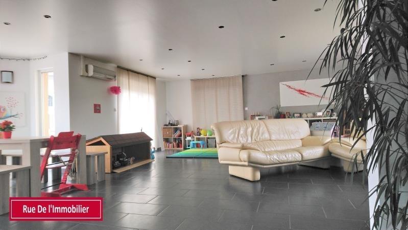 Vente maison / villa Soultz/foret 297000€ - Photo 2