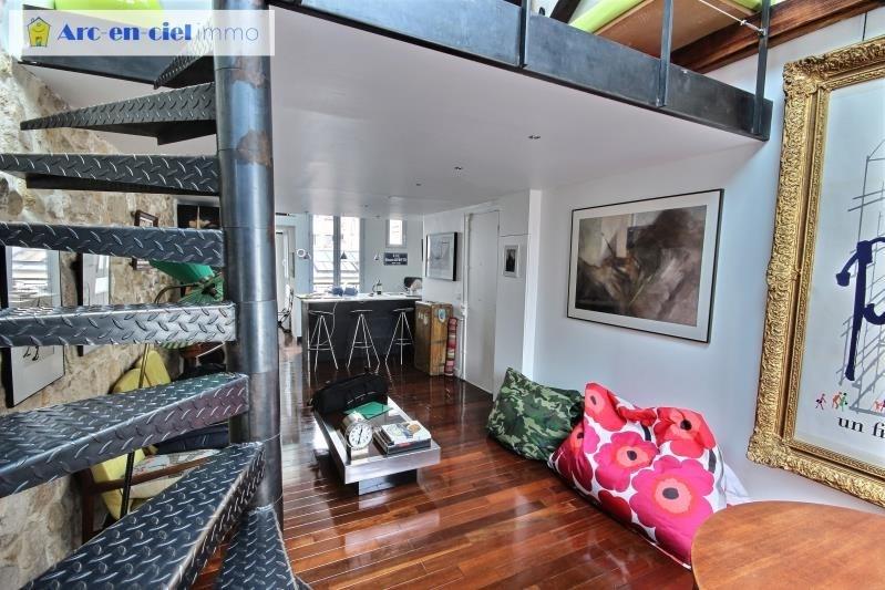 Vente appartement Paris 14ème 618000€ - Photo 3