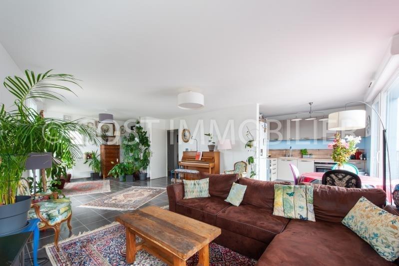 Venta  apartamento Asnieres sur seine 490000€ - Fotografía 1
