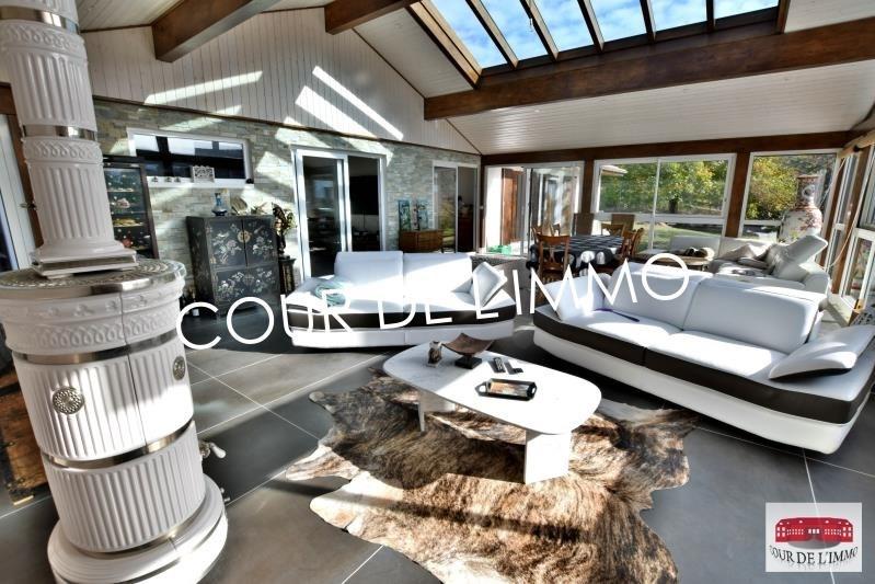 Verkauf von luxusobjekt haus Ballaison 780000€ - Fotografie 1