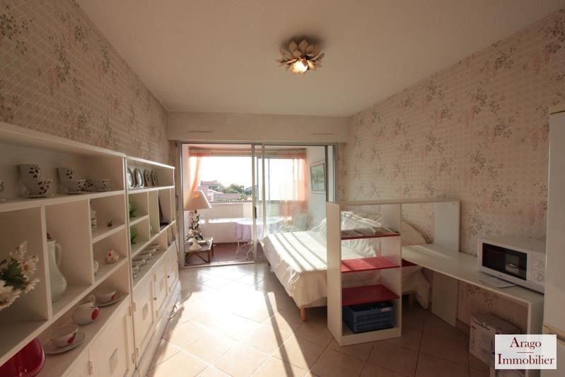 Sale apartment Le barcares 67 400€ - Picture 5