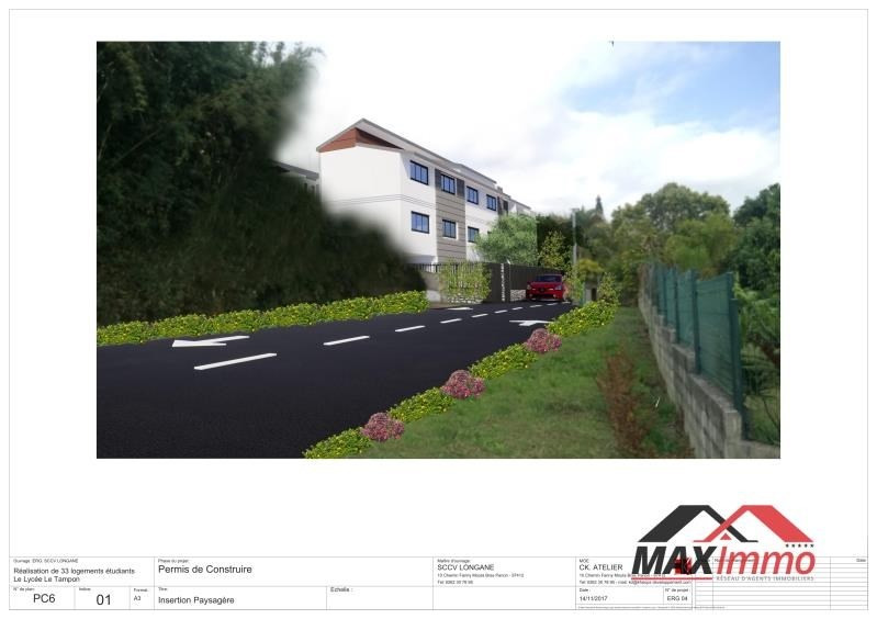 Vente appartement Tampon 92 500€ - Photo 1