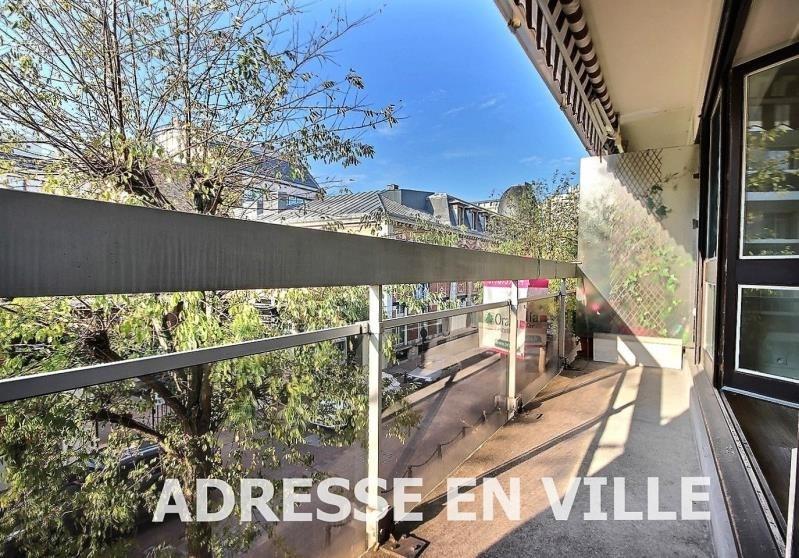 Verkoop  appartement Levallois perret 529000€ - Foto 2