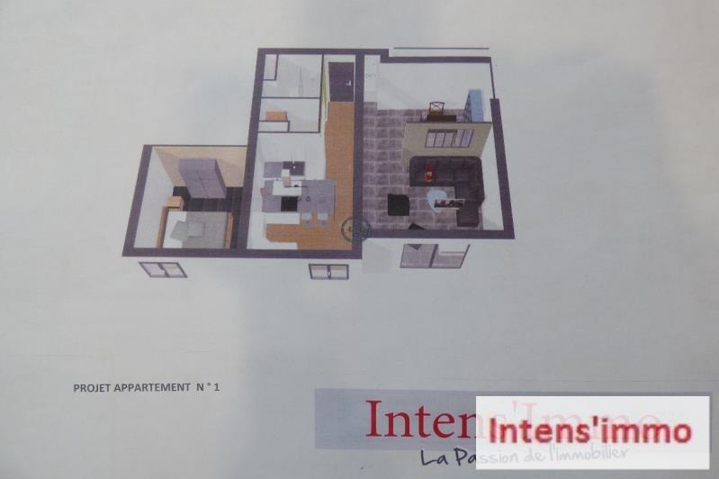 Sale apartment Romans sur isere 146200€ - Picture 2