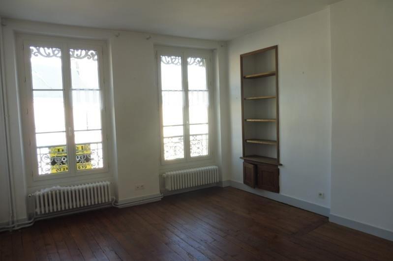 Rental apartment Mortagne au perche 450€ CC - Picture 1