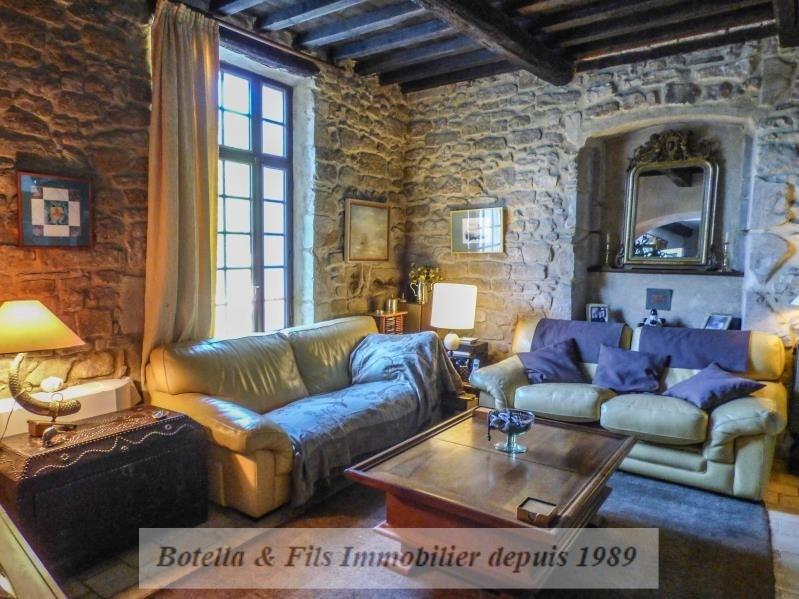 Verkauf von luxusobjekt haus Uzes 685000€ - Fotografie 8