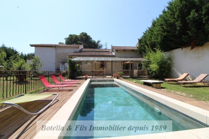 Verkoop van prestige  huis St laurent des arbres 630000€ - Foto 2