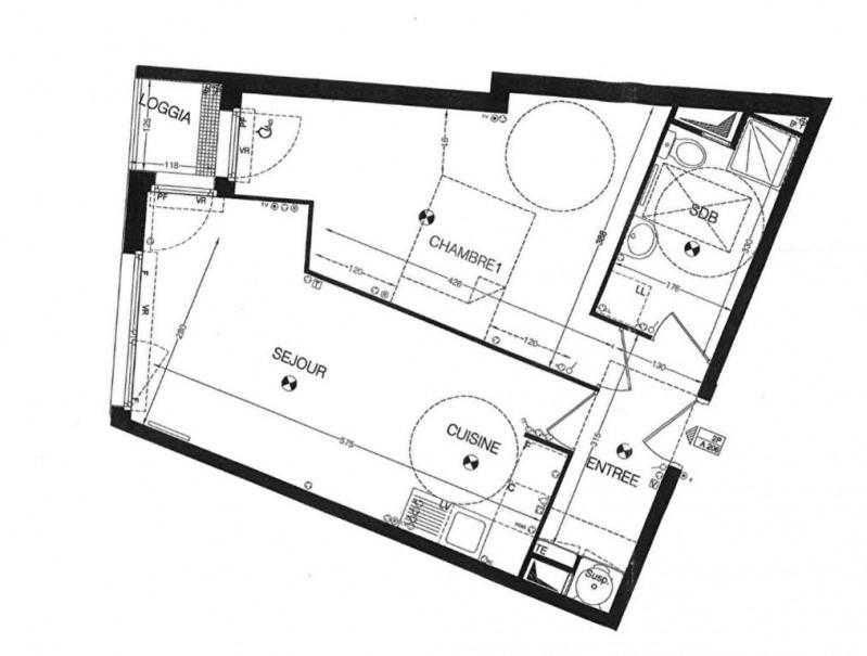 Venta  apartamento Argenteuil 169000€ - Fotografía 5
