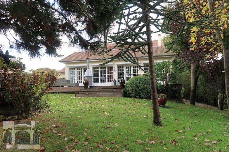 Vente de prestige maison / villa Orgeval 1090000€ - Photo 1