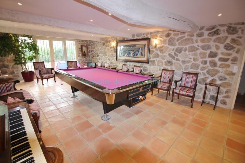 Vente de prestige maison / villa Saint cezaire sur siagne 990000€ - Photo 8