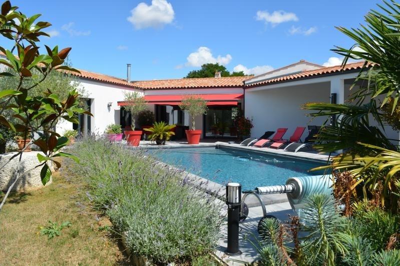 Verkoop  huis Ferrieres 504000€ - Foto 1