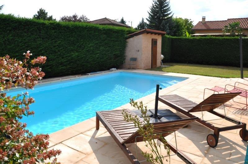 Vente maison / villa St germain sur l arbresle 495000€ - Photo 5