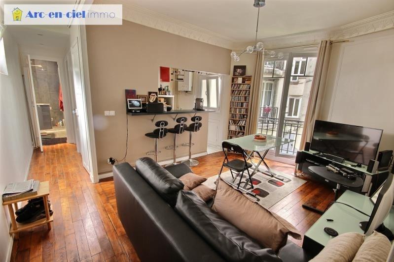 Sale apartment Paris 20ème 299000€ - Picture 1