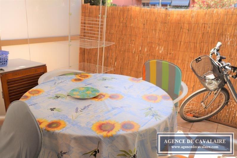 Vente appartement Cavalaire sur mer 118000€ - Photo 2