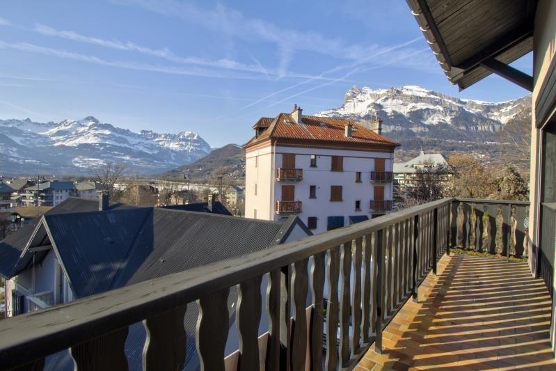 Rental apartment Le fayet 540€ CC - Picture 4