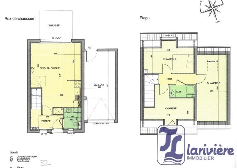 Deluxe sale house / villa Wissant 268000€ - Picture 2