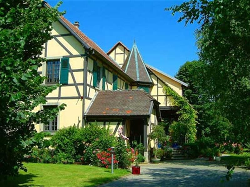 Deluxe sale house / villa Selestat 1144000€ - Picture 1