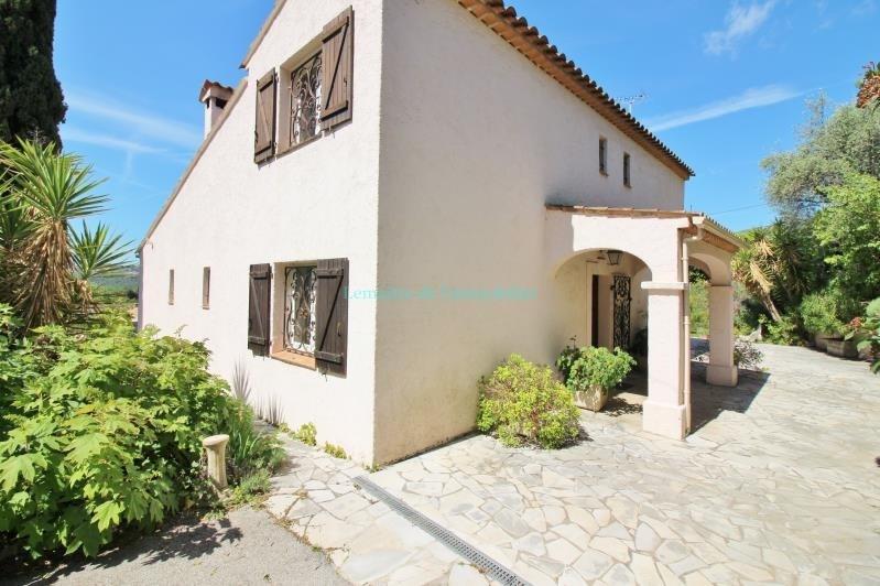 Vente maison / villa Grasse 475000€ - Photo 3