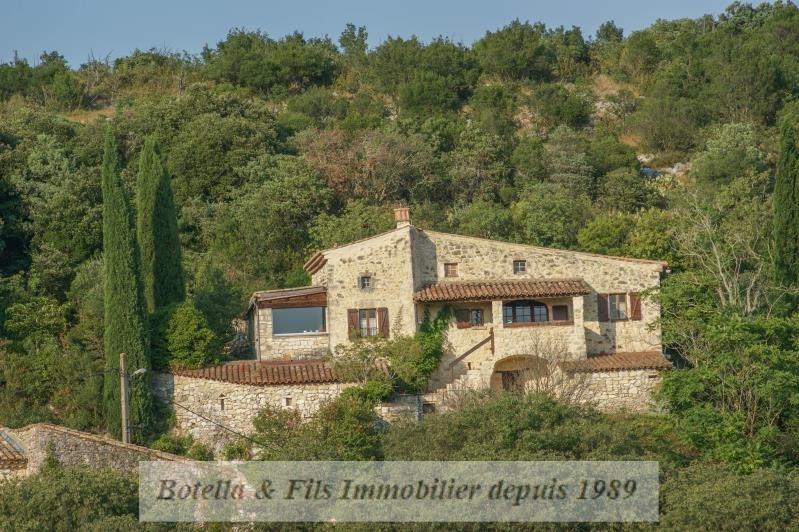 Verkoop van prestige  huis Uzes 375000€ - Foto 1