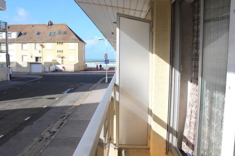 Vente appartement Fort mahon plage 107 800€ - Photo 1