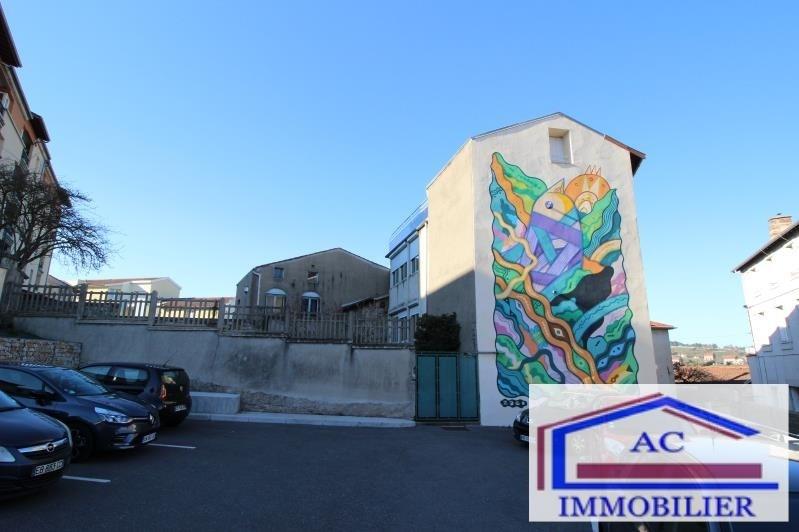 Vente appartement Roche la moliere 106000€ - Photo 8
