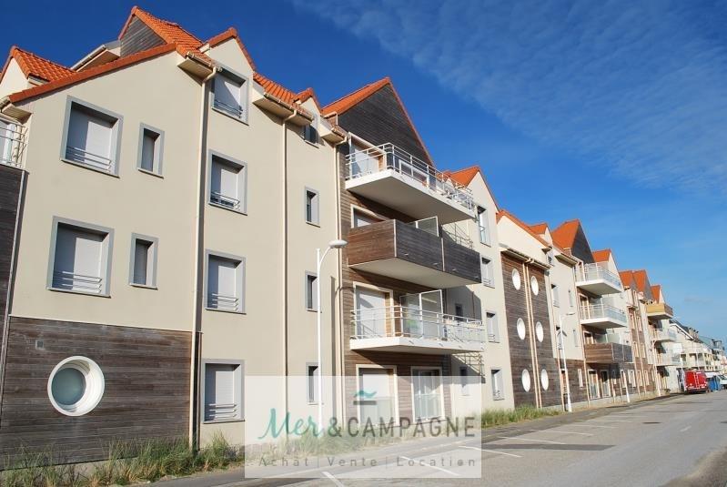 Vente appartement Fort mahon plage 155000€ - Photo 1