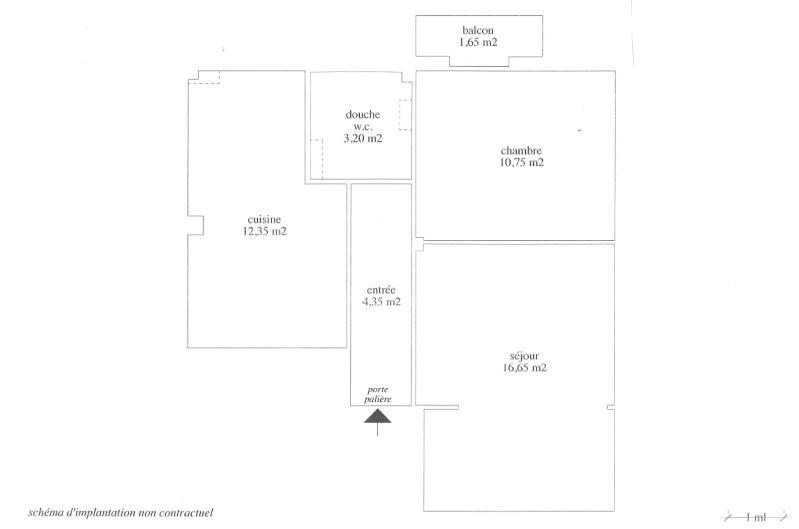 Vente appartement Nice 168 000€ - Photo 10