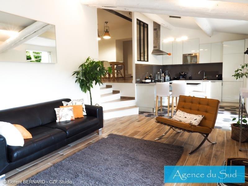 Vente maison / villa Carnoux en provence 416000€ - Photo 2