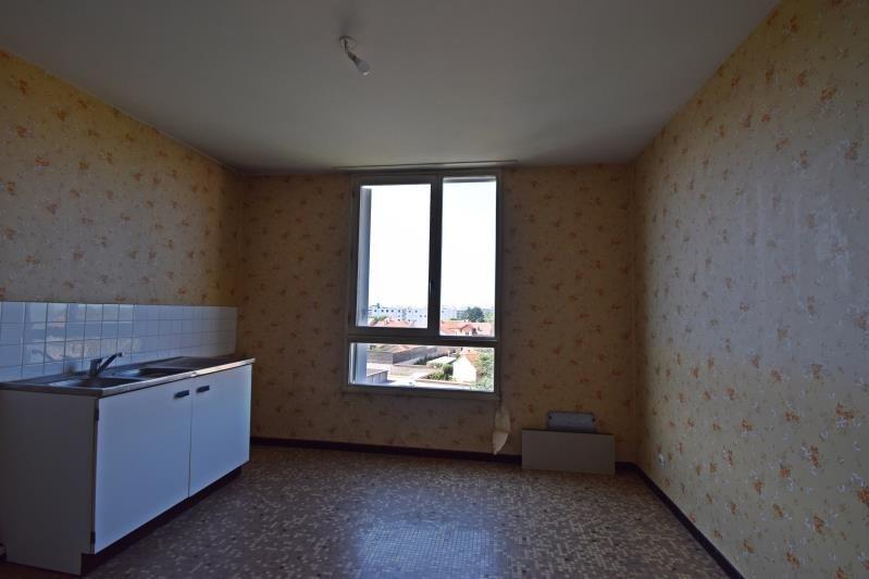 Sale apartment Roanne 64800€ - Picture 7
