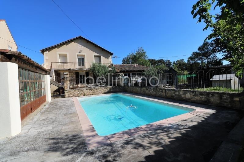Vente maison / villa Molleges 335000€ - Photo 1