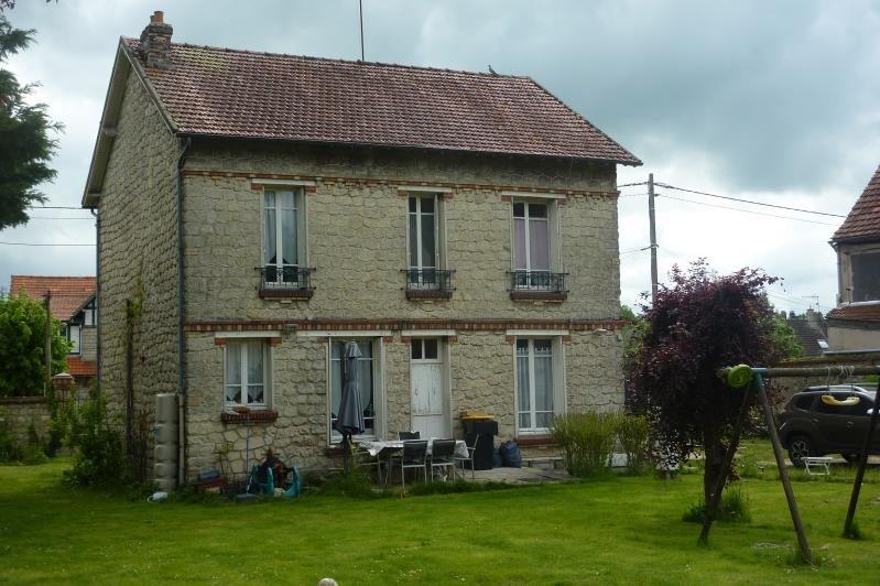 Vente maison / villa Nanteuil le haudouin 210000€ - Photo 1