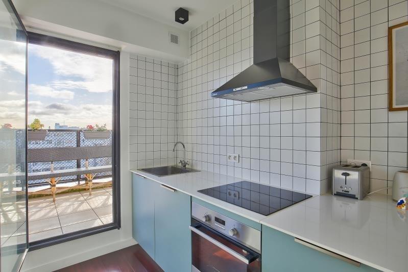 Rental apartment Paris 16ème 2750€ CC - Picture 12